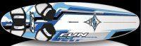 Seilbrett pakke. 2010 used JP Fun Ride 145 + Neil Pryde Solo 7.0m