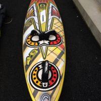 Freestylewave brett, 93 l, AHD Rebound-2011